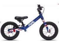 FROG BIKES Tadpole Union Jack  click to zoom image