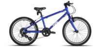 FROG BIKES 55 Blue  click to zoom image