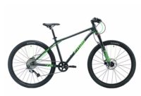 FROG BIKES MTB 72 GREY/GREEN  click to zoom image