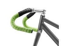 Fabric Hex Duo Bar Tape  Black Green  click to zoom image