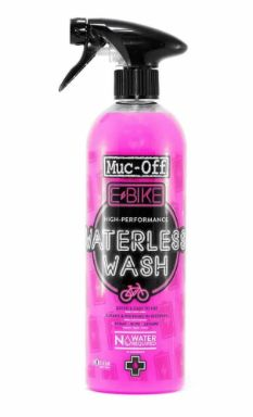MUC-OFF EBIKE WATERLESS WASH click to zoom image