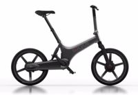 GoCycle G3C Special Edition  Black/Carbon  click to zoom image