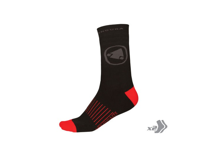 ENDURA THERMOLITE®  II Sock (Twin pack) click to zoom image