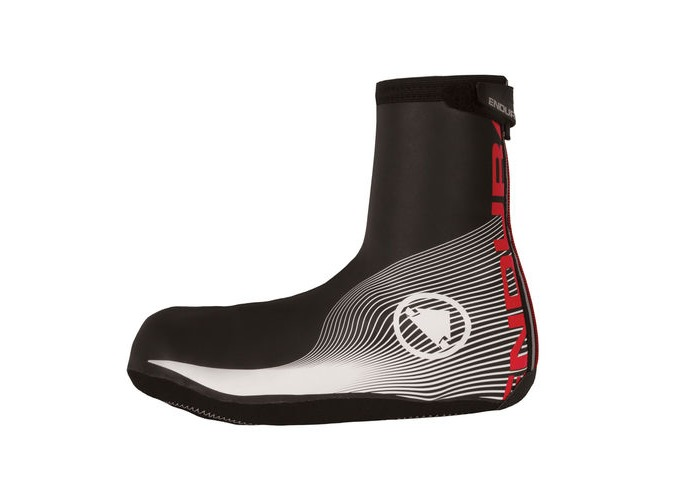 ENDURA Road II Overshoe White click to zoom image