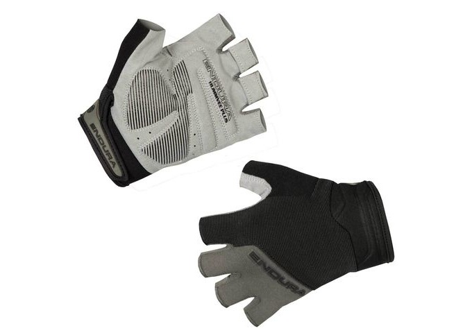 ENDURA Kids Hummvee Plus Mitt Black click to zoom image