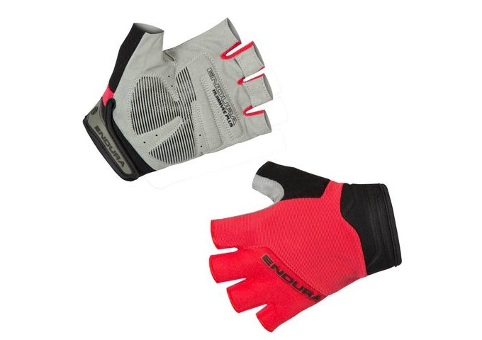 ENDURA Kids Hummvee Plus Mitt Red click to zoom image