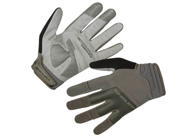 ENDURA Hummvee Plus Glove II Khaki click to zoom image
