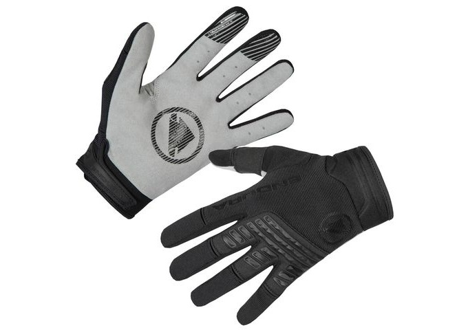 ENDURA SingleTrack Glove Black click to zoom image