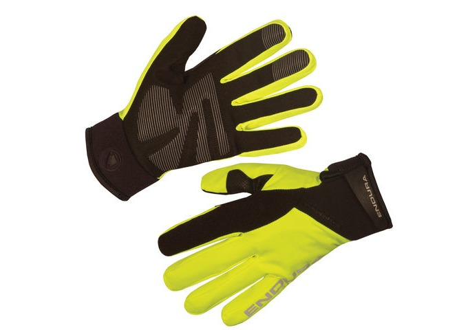 ENDURA Strike II Glove HiVizYellow click to zoom image