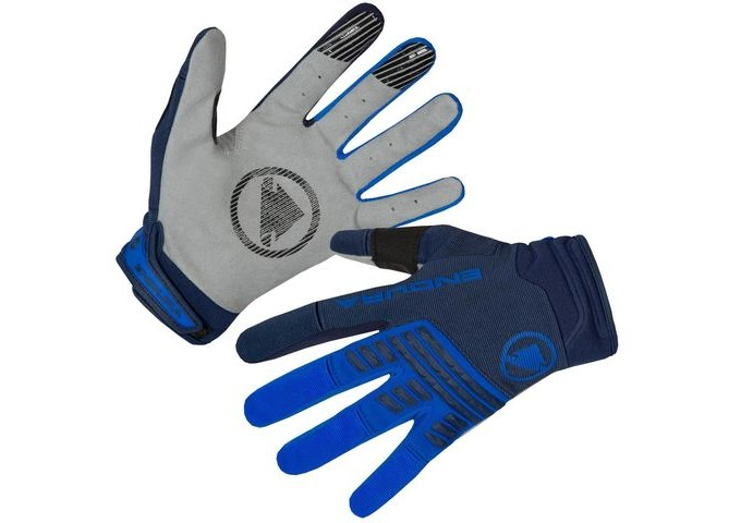 ENDURA SingleTrack Glove Navy click to zoom image