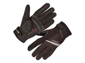 ENDURA Womens Luminite Glove Black