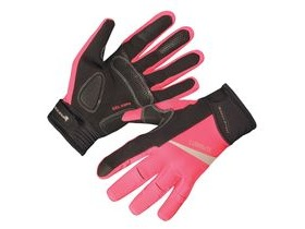 ENDURA Womens Luminite Glove HiVizPink