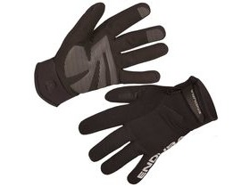 ENDURA Womens Strike II Glove Black