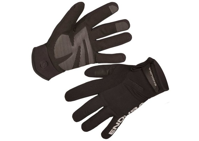 ENDURA Womens Strike II Glove Black click to zoom image