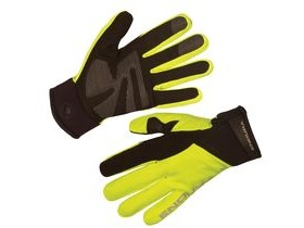 ENDURA Womens Strike II Glove HiVizYellow