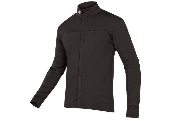 ENDURA Xtract Roubaix L/S Jersey Black click to zoom image