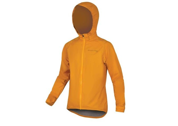 ENDURA MTR Shell Jacket Mango click to zoom image
