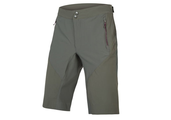 ENDURA MTR Baggy Short II Khaki click to zoom image