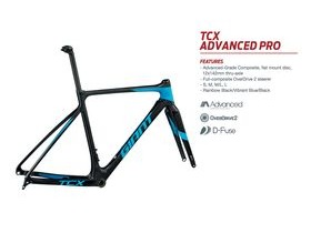 GIANT X-ROAD FRAMESETS