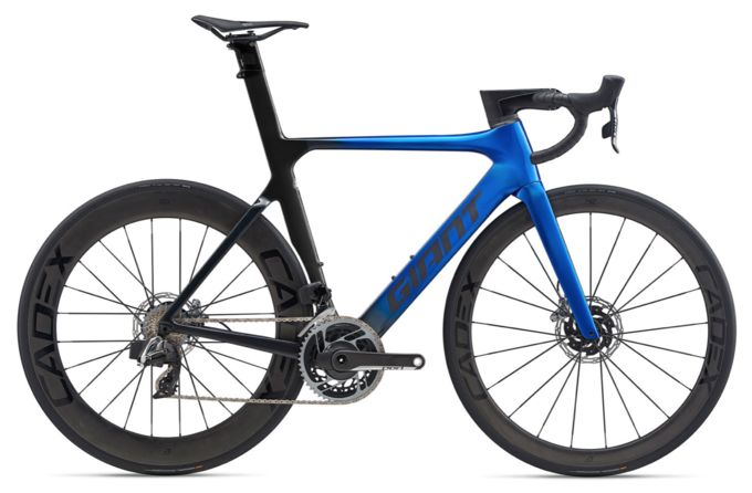GIANT PROPEL ADVANCED SL 0 DISC RED click to zoom image