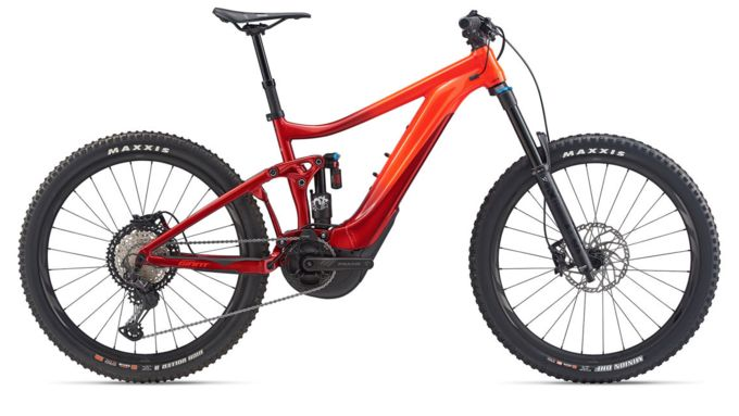 GIANT REIGN E+ 1 PRO ELECTRIC BIKE click to zoom image