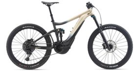 GIANT REIGN E+ 2 PRO ELECTRIC BIKE