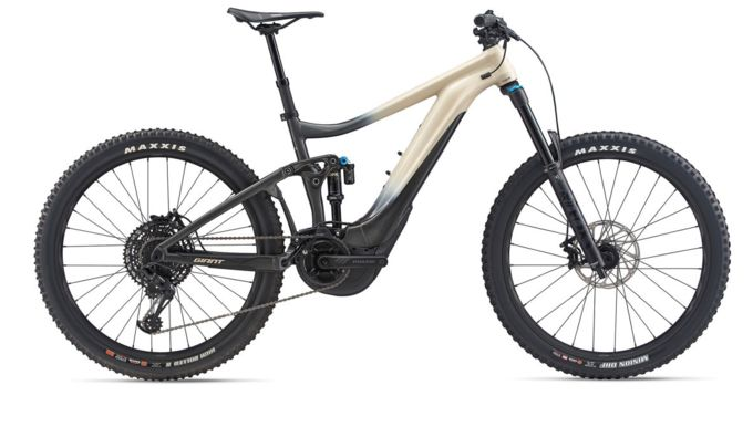 GIANT REIGN E+ 2 PRO ELECTRIC BIKE click to zoom image