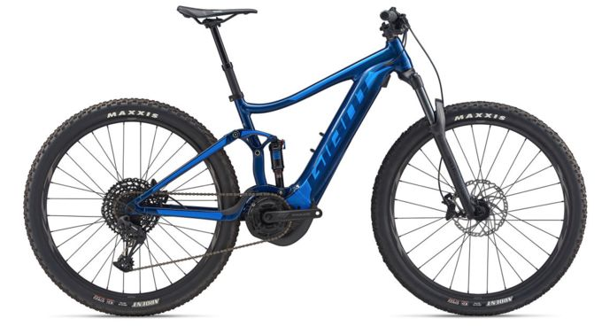 GIANT STANCE E+ PRO 29 ELECTRIC BIKE click to zoom image