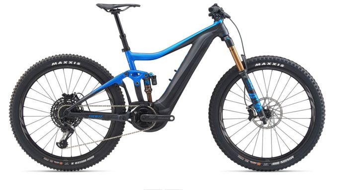 GIANT TRANCE E+ 0 PRO ELECTRIC BIKE click to zoom image