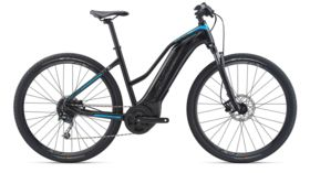 GIANT EXPLORE E+ 4 STAGGER FRAME ELECTRIC BIKE